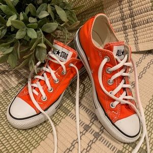 Chuck Taylor Converse Sneakers Ox Low Top Shoes